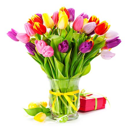 Нині ваш весняний день